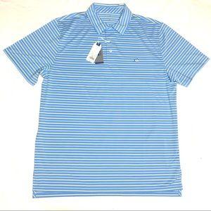 SOUTHERN TIDE Performance Polo Shirt Mens Size XL
